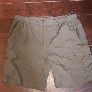 Men's north face shorts XXL